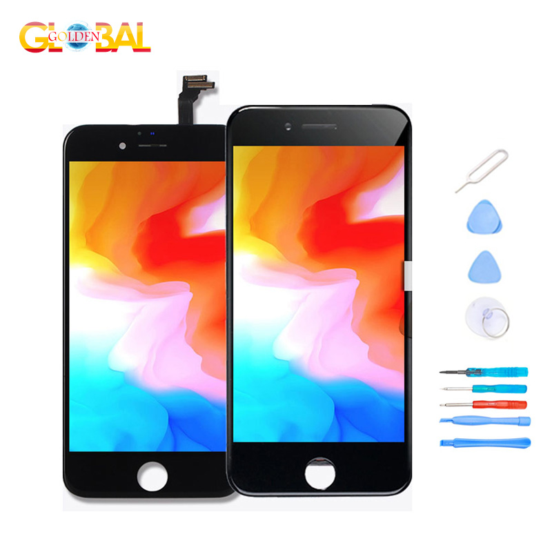 100% AAAA <font><b>Original</b></font> LCD Screen Für <font><b>iPhone</b></font> 5S <font><b>5</b></font> 5C 6 7 Bildschirm LCD <font><b>Display</b></font> Digitizer Touch Modul 5S 6G 7G Bildschirme Ersatz + Zu image