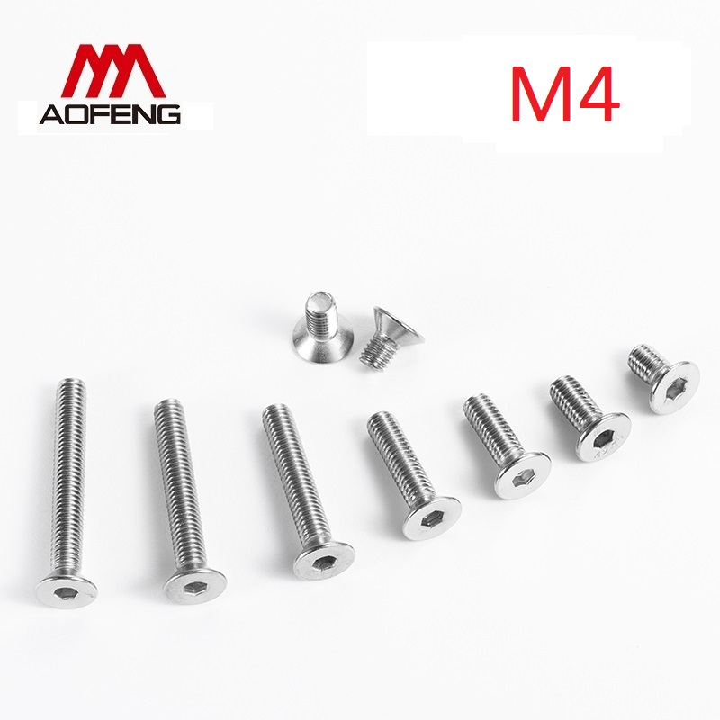 M5 x 25 Stainless Countersunk TORX bolts 5mm x 25mm Torx Countersunk Screws x20
