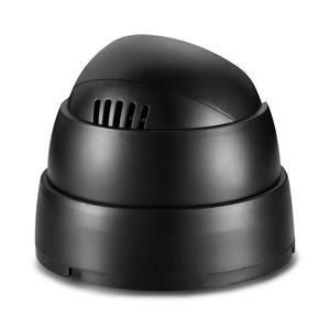 AZISHN 5MP 1080P 720P AHD камера ИК светодиодный 25 ИК измеритель расстояния черная Внутренняя купольная камера системы видеонаблюдения безопасности ...