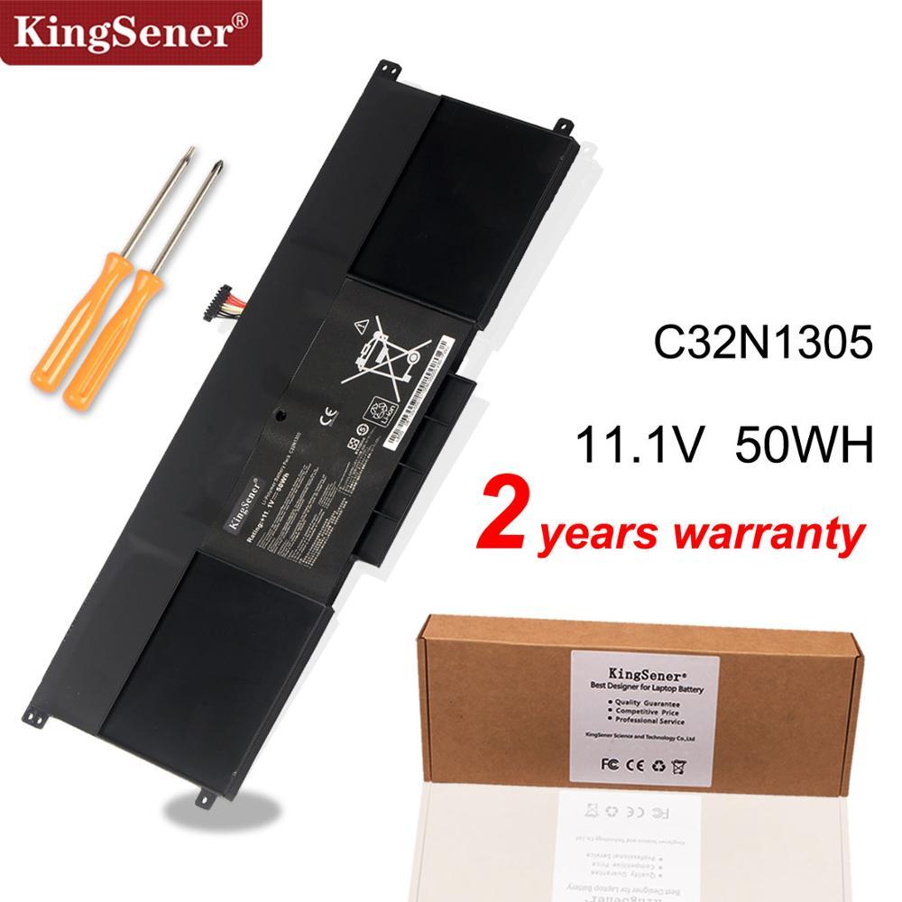 Kingsener C32N1305 Laptop Battery For ASUS Zenbook UX301 UX301L UX301LA C4003HUX301LA4500 UX301LA-1A UX301LA-1B UX301LA-C4006H