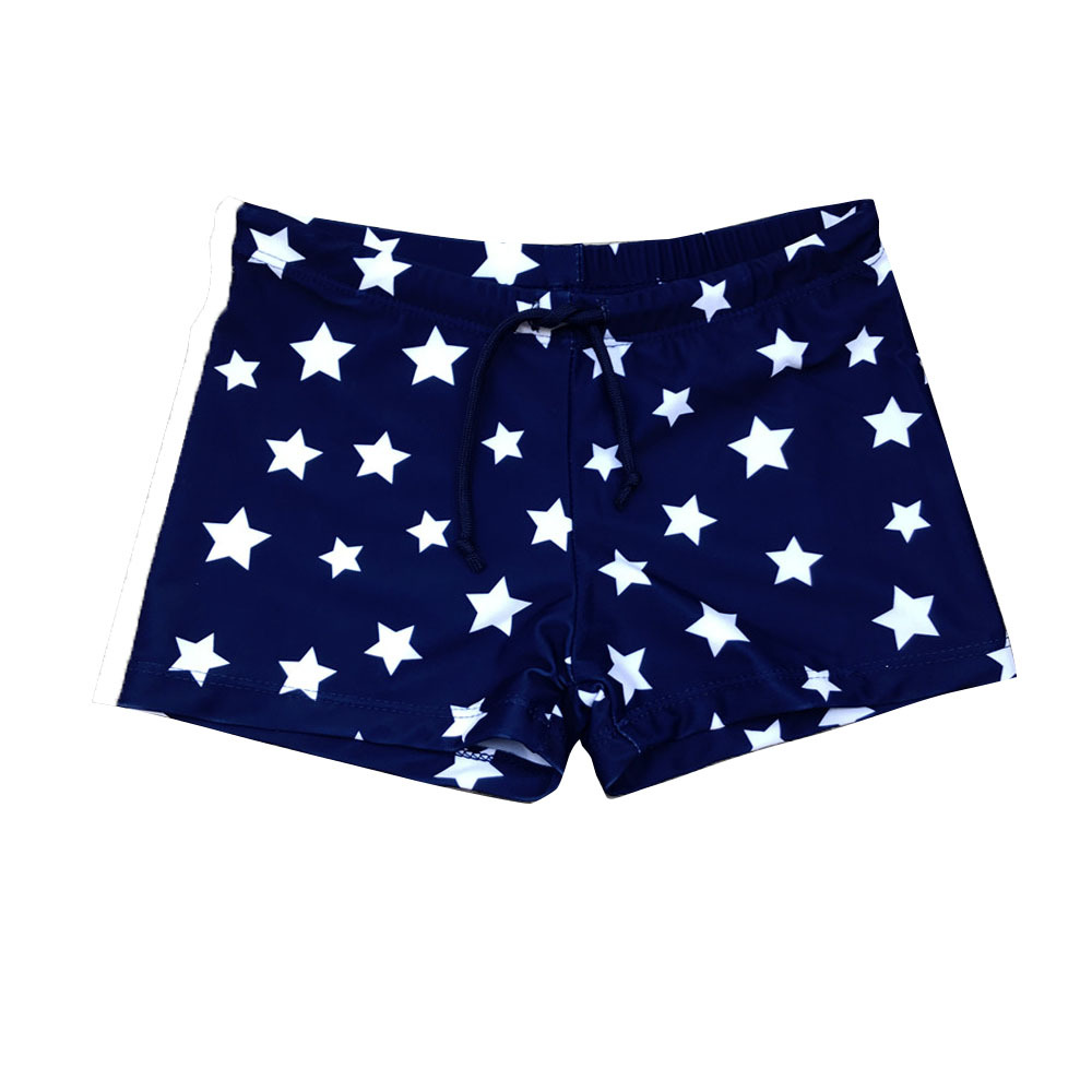 Boys Trunks For Swimming Star Pattern Kids Bathing Suit Children Swimwear Shorts Baby Boys Beach Swimwear Kids Swimming Wear
