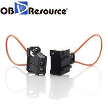 OBDResource Женский Мужской наиболее волоконно-оптический цикл обход Женский Разъем Авто Диагностический кабель для Audi BMW Porsche Benz ремонт автомобилей