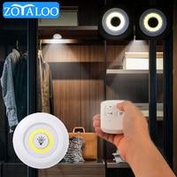 Unter Schrank Licht mit Fernbedienung Neue Dimmbare LED Batterie Betrieben LED Schränke Lichter für Schrank Bad beleuchtung