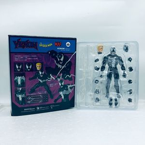 Image 3 - 16cm New Mafex 088 Venom Comic Version Action Figure Model Toy Christmas Gift for Kids