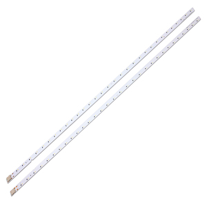 Image 1 - LED Backlight Lamp strip for Samsung 160628 160616 BN95 03721A V6LF_490SFB V6LF_490DKA_LED31 UN49K5300 UE49K5100 CY FK049BNEV3H