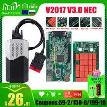 CDP TCS V3.0 плата OBD2 автомобильный Грузовик tcs cdp tcs pro NEC Реле Bluetooth obd ii сканер 2016,00 генератор ключей Автомобильный диагностический инструмент