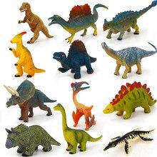 12 шт., деформированная креативная модель животного мира, детская игрушка, модель динозавра, детская фигурка, развивающие игрушки для мальчиков, новинка,#10