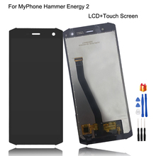 Original For MyPhone Hammer Energy 2 LCD Display Touch Screen Assembly Digitizer Repair Parts For Energy 2  Screen LCD Display