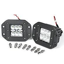 Автомобильный головной светильник светодиодный рабочий бар Точечный