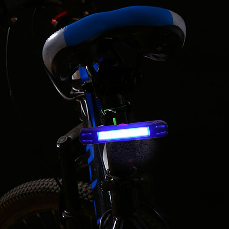 Bicycle Tail Light Rear Light Waterproof Led Road Mountain Mtb Bike Lights Lamp GUB Cycling Warning Light