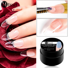 Гель-лак для наращивания ногтей Mtssii, 8 мл