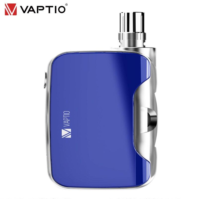 E-Cigarette VivaKita Vape Kit Fusion 1500mah 50W All-in-one Vaporizer Vape Mod 0.25ohm Built In