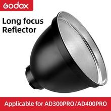 Godox AD R12 طويل التركيز عاكس AD300PRO AD400Pro مخصص اكسسوارات جبل Godox