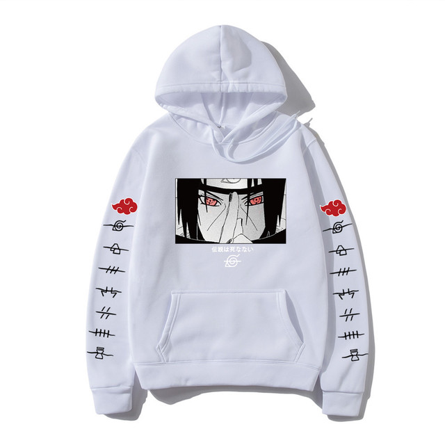 Hot Fashion Hoodies Japanese Anime Streetwear itachi pullover Sweatshirt Men Casual Autumn Winter Hip Hop Hoodie pullover 1