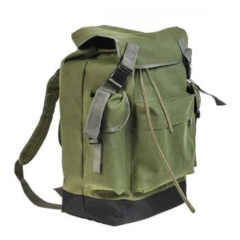 70L European Outdoor Large Capacity Army Green Fishing Gear Storage Bag Camping Shoulder Fishing Backpack фото