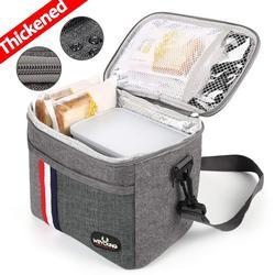 Новое поступление, Термосумка-холодильник для ланча, сумка для работы, сумка для пикника, Bolsa termica loncheras para mujer, для школьников