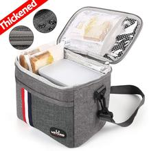 New arrival Insulated Thermal font b Cooler b font Lunch box font b bag b font
