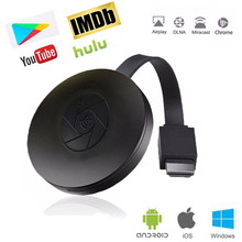2.4GHz 1080p HD WiFi Display Dongle YouTube AirPlay Miracast