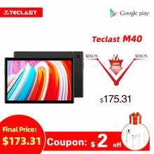 Teclast – tablette Android 10.1 de 10.0 pouces M40, avec 6 go de RAM et 128 go de ROM, UNISOC T618 Octa Core, caméra 8mp, Bluetooth 5.0, 4G, appel téléphonique, WiFi
