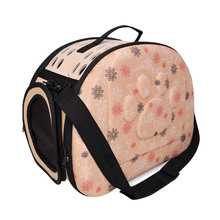 Складная сумка-переноска для домашних животных мягкая сетка окна EVA сумка для животных дорожная сумка для переноски домашних животных