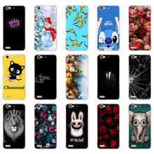 Coque Case Voor Huawei GR3 TAG-L21 TAG-L01 TAG-L03 TAG-L13 G8 Mini Tag L21 Funda Back Case Shell Bumper Cover Voor huawei GR3(China)
