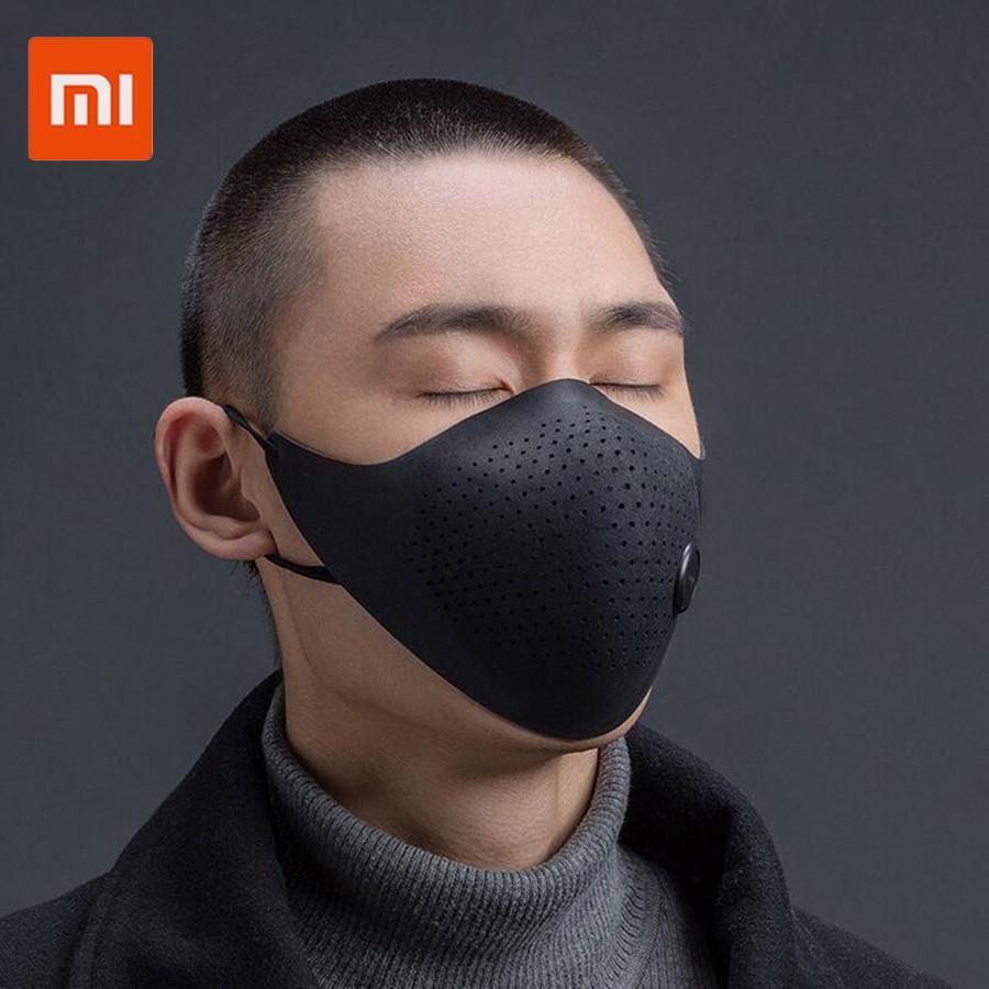 Оригинальный Xiaomi Mijia AirPOP Air Wear PM2.5 антидымчатый Регулируемый подвешивающий антибактериальный материал для ушей|Смарт-гаджеты|   | АлиЭкспресс