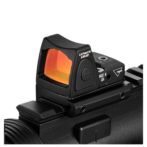 us estoque rmr red dot sight colimador glock pistola de visao reflexo escopo apto 20mm