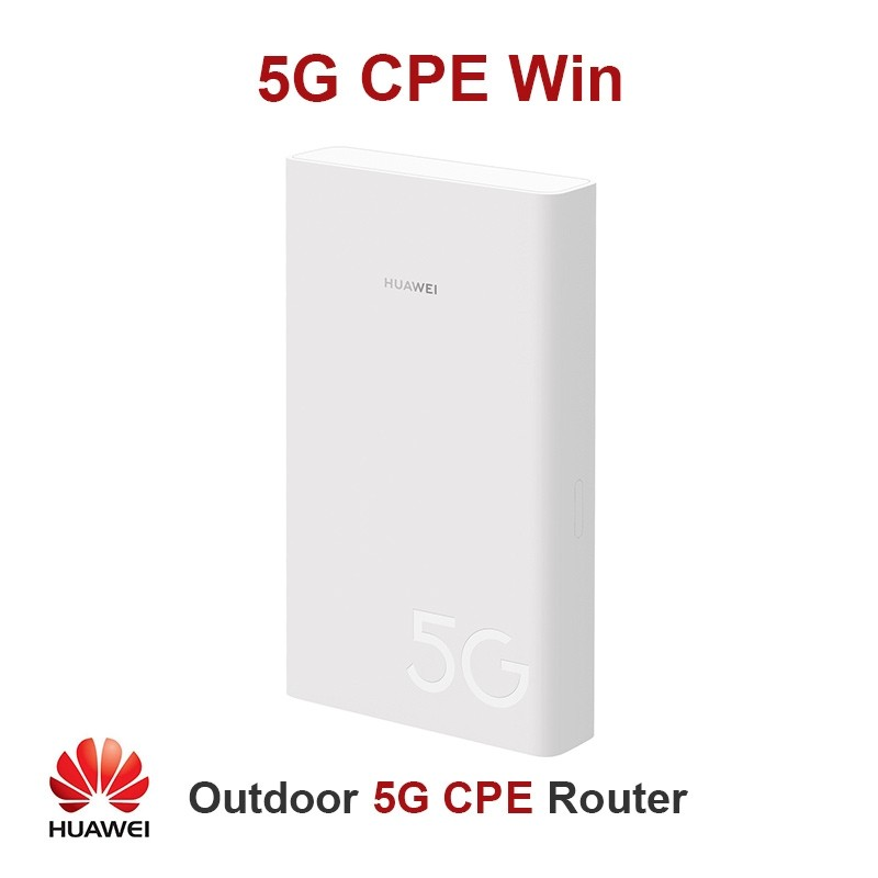 Huawei 5G&4G Outdoor Router 5G CPE Win H312-371 Support NSA And SA Network Modes 2.4GHz WIFI Huawei 5G Data Terminal