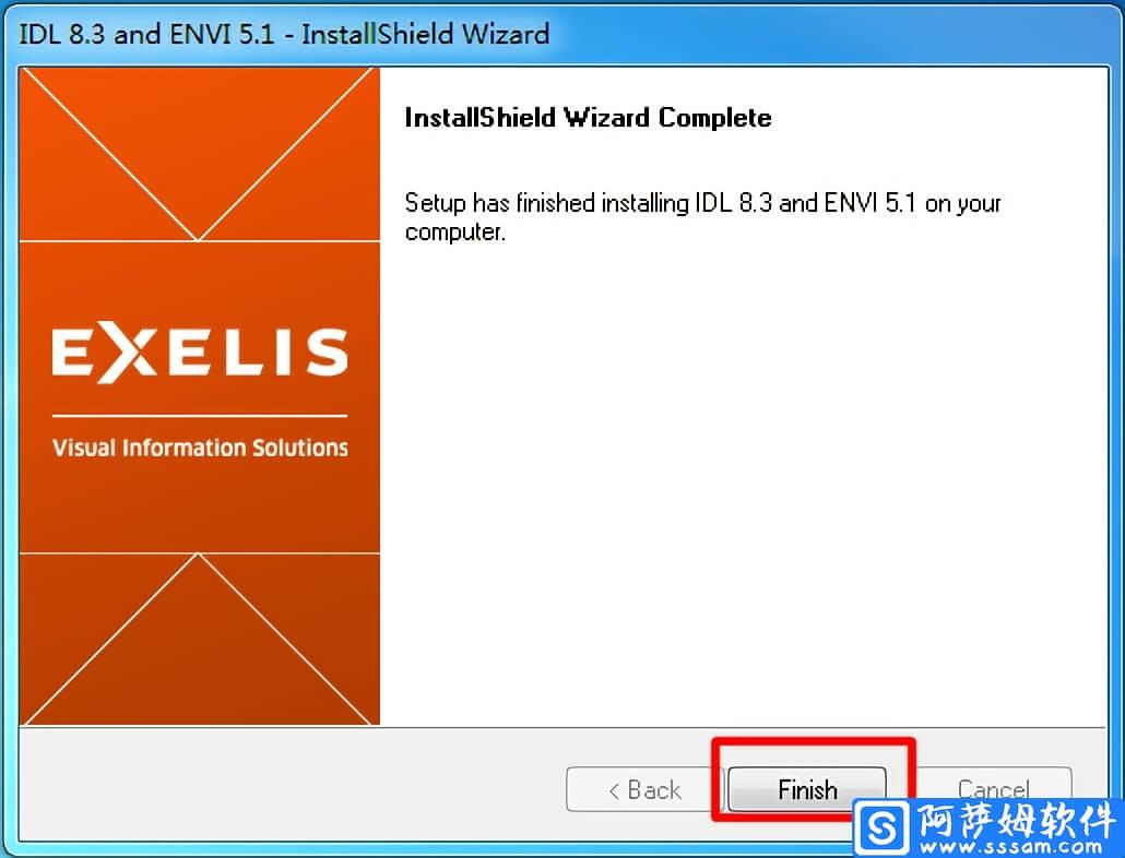 ENVI 5.1 专业的遥感图像处理平台免费版