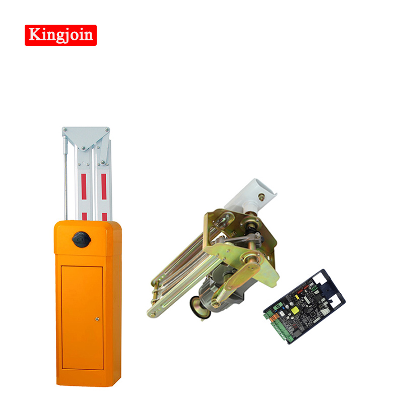 Parking Barrier Fence Gate Operator Lift Railing / 180° Parking Lot Automatic Remote Control Gate Machine