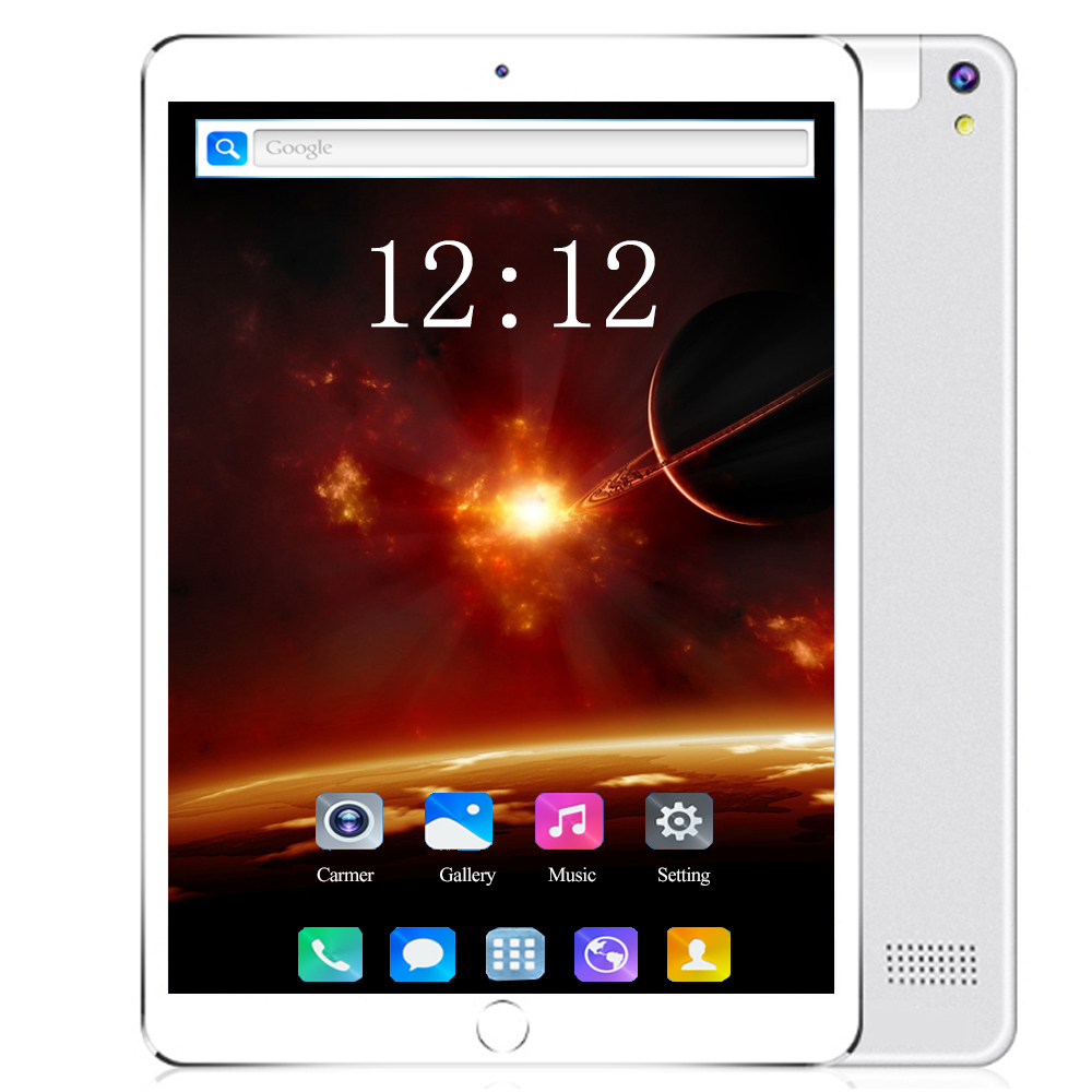 YAHU 128G MID Global Bluetooth Wifi Phablet Android 8.0 10.1 Inch Tablet Deca Core 6GB RAM 128GB ROM Dual SIM Cards Tablet 10