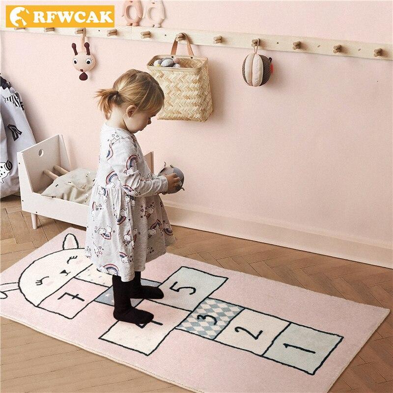 Hopscotch Mat Kids Activity Play