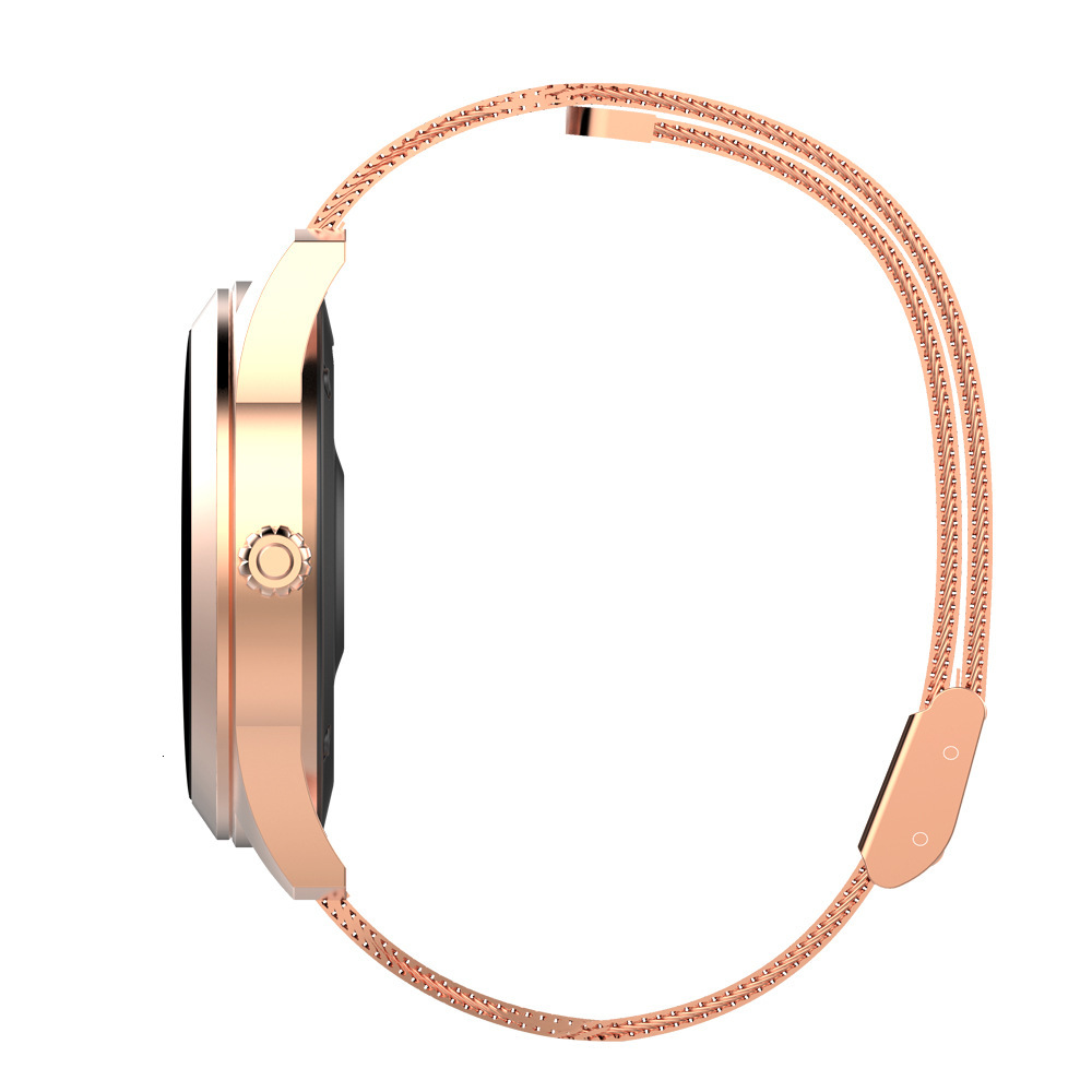 Водонепроницаемые Смарт часы для женщин Прекрасный браслет монитор сердечного ритма мониторинг сна Smartwatch подключение IOS Android Reloj Inteligent - 3