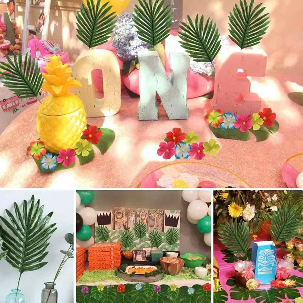 Taoup 1 adet karikatür kaplan Flamingo çıkartmalar dövme orman parti dekor Safari doğum günü partisi malzemeleri ev dekor için bebek duş