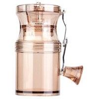 Hand Grinder Coffee Bean Grinder Manual Mill Mini Portable Manual Coffee Machine Household Grinder Container|Manual Coffee Grinders| |  -