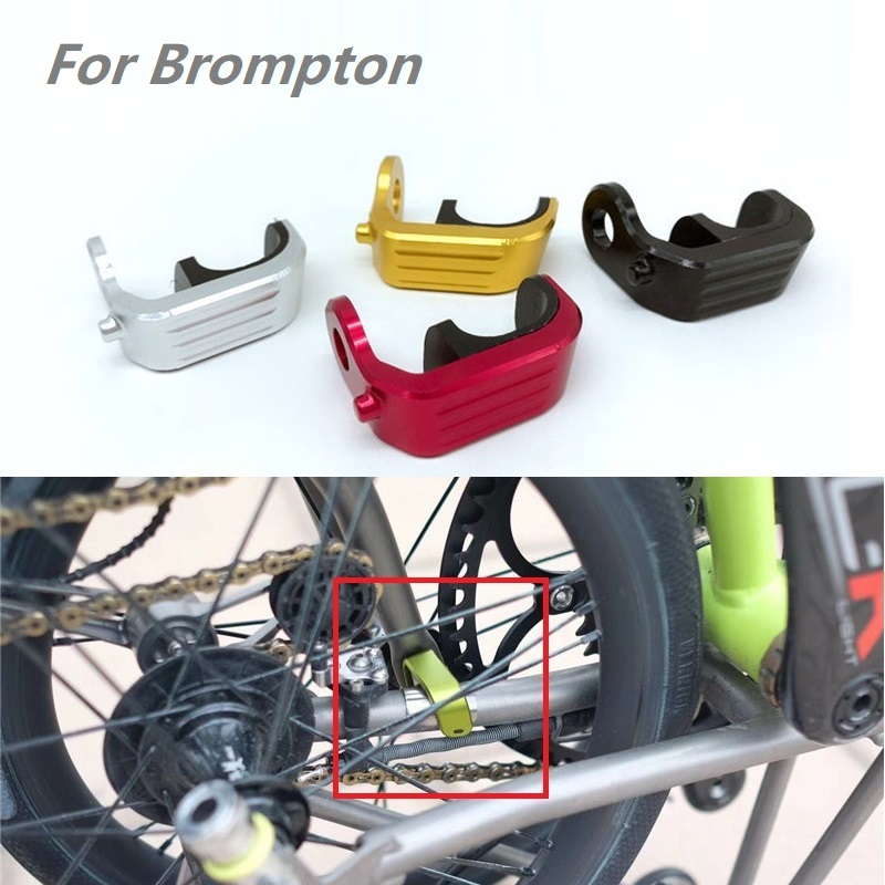 Front Hub Hook Set for Brompton Bicycle Ultralight