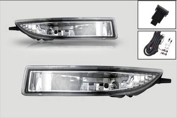 For Toyota Corolla fog light 2001 halogen fog lamp HB4 12V 51W with bulb with wiring kit and switch shipping free