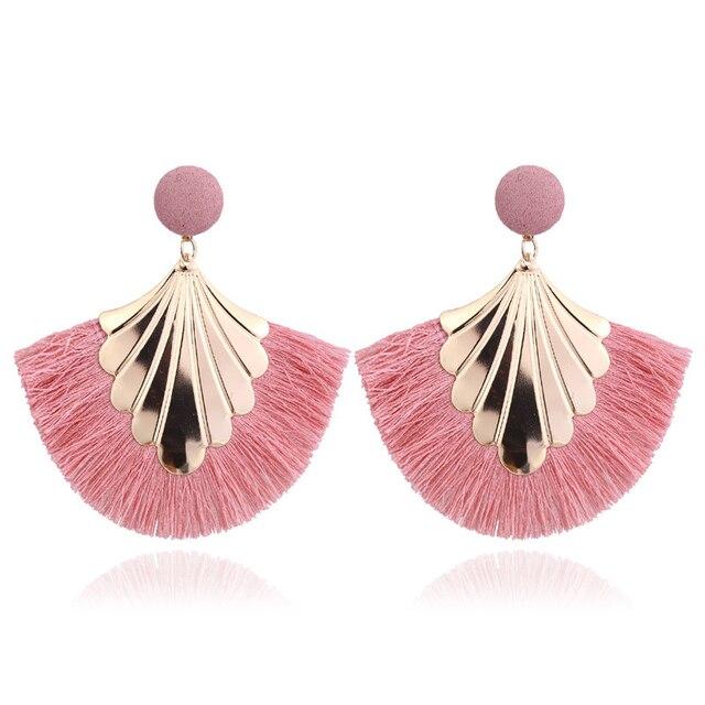 Chic Tassel Earrings  1
