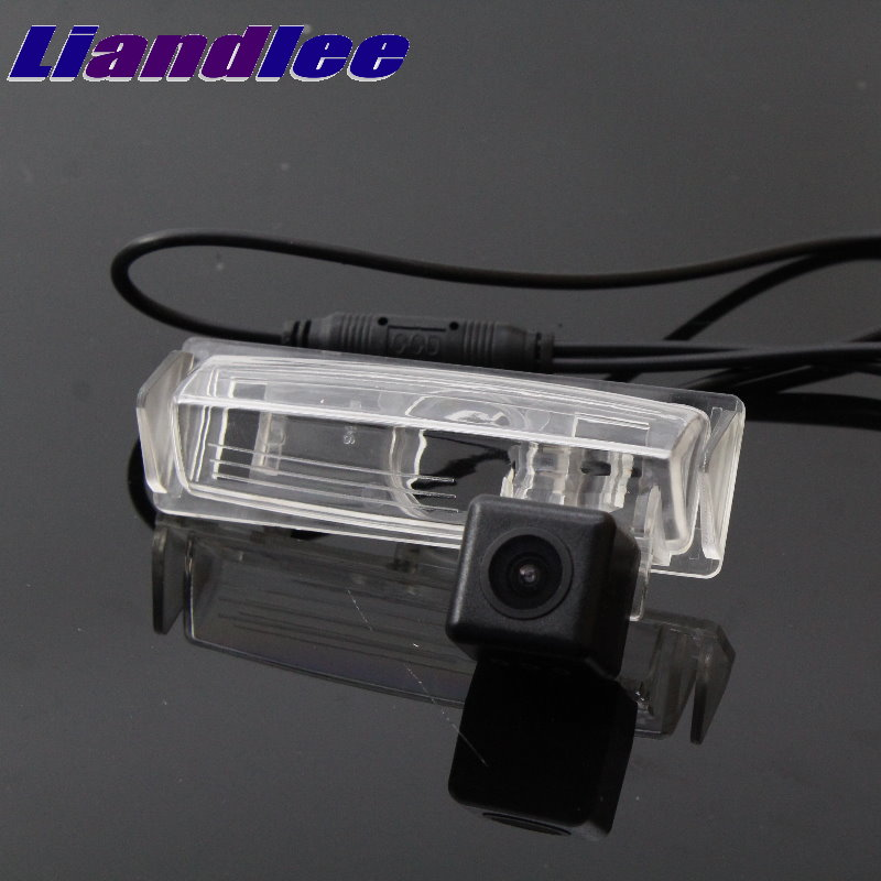 Liandlee Car Rear View Camera For Toyota Aurion Camry XV40 2006~2011 Night Vision Reversing Camera Car Back up CAM HD CCD