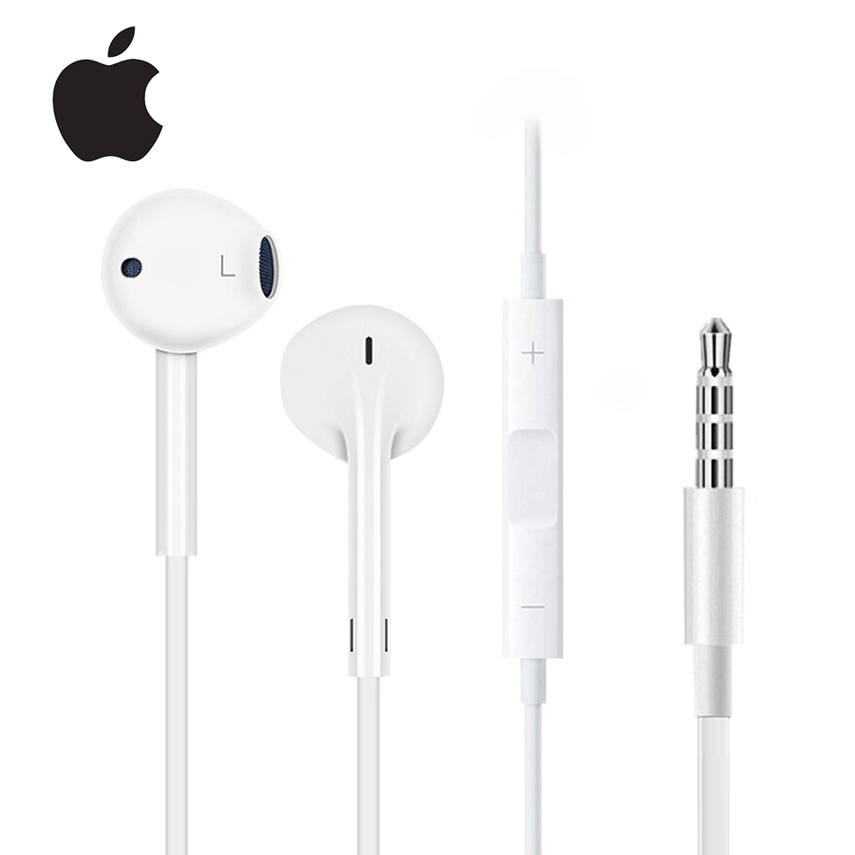original Apple Earpods 3 5mm Plug  amp  Lightning In-ear Earphones Sport Earbuds Deep Richer Bass Headset For iPhone iPad Android