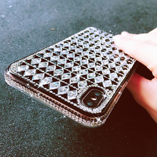Luxury Shining Diamond crystal Phone Cases For Apple iPhone X Xs MAX XR 11 Pro case for 7 8 Plus 6 6s