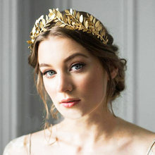 2019 New Fashion Headband Hairbands Luxury Crystal AB Bridal Crown Tiaras Diadem Tiaras for Women Bride Wedding Hair Accessories(China)
