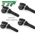 TTP 4 шт. 13598772 TPMS датчик давления в автомобильных шинах Система контроля клапанов для GMC TERRAIN BUICK CADILLAC CHEVROLET TAHOE 315 МГц