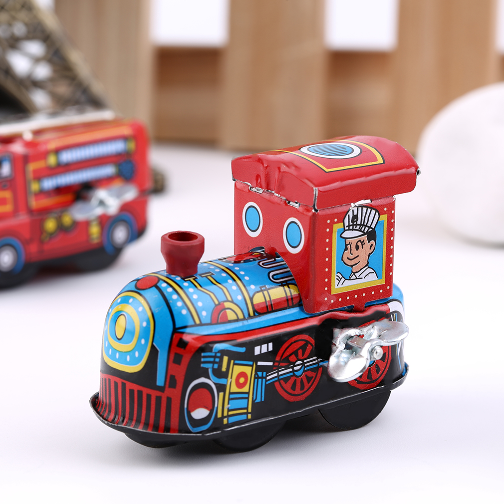 Train Truck Carriage Wheel Run Car Model Baby Toddler Toy Gift Collection New Hot!