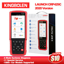 Launch CRP429C ENGABS/SRS/Transmision OBD/OBDII Code Reader 11 Special Service X431 Diagnostic Tool Auto Scanner CRP479 CRP129E