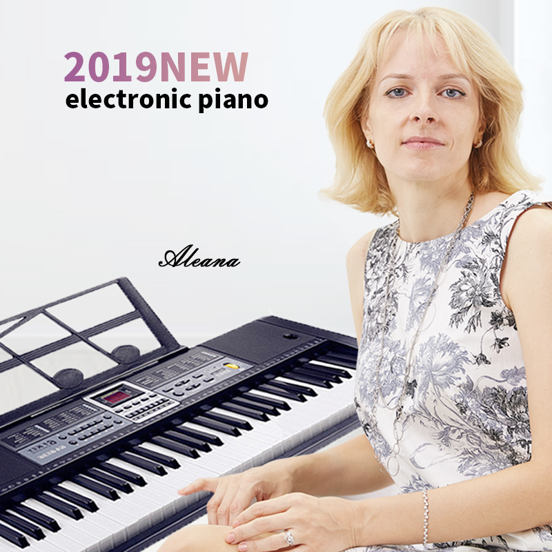 61 Keys Electronic Piano