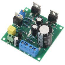 DC12V 24V Mini 1969 TIP41C Mono Channel Amplifier Assemble Board Pure Class A