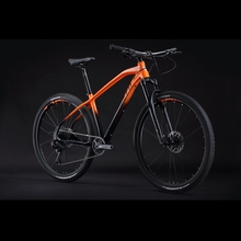 SUNPEED CHEETAH  Mountain Bike with Front Suspension, Featuring 15.5-17-Inch/Medium Aluminum Frame and 12-Speed SRAM SX EAGLE D