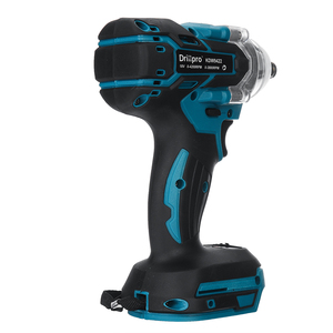 Image 4 - Drillpro 18V Electric Brushless Impact Wrench Cordless 1/2 Socket Wrench Power Tool Rechargeable For Makita Battery DTW285Z