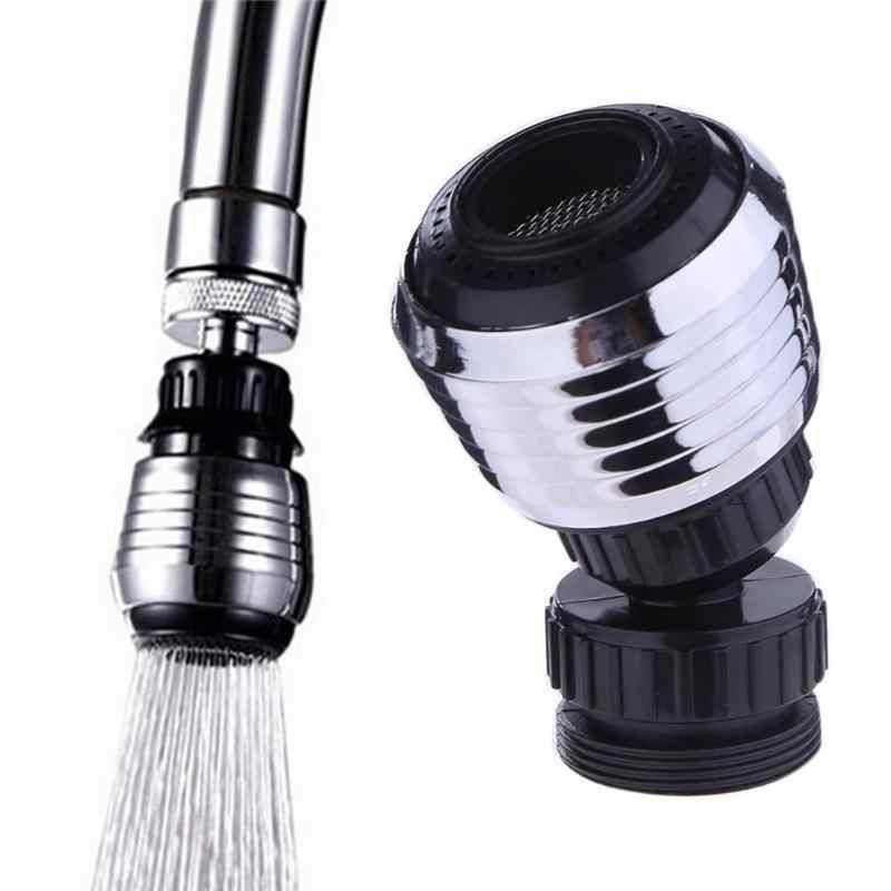 Kran plastikowy dysza 360 obrotowa bateria kuchenna głowica prysznicowa ekonomizer filtr końcówka do kranu wyciągnij łazienka uniwersalna